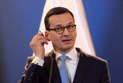 Polònia assegura a Netanyahu que el primer ministre Morawiecki de cap manera nega l'Holocaust (REUTERS / BERNADETT SZABO)