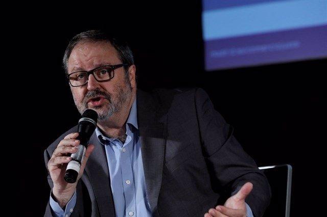 El delegado del área de Salud, Seguridad y Emergencias, Javier Barbero.