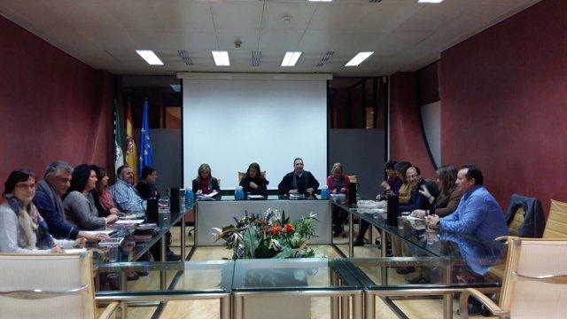 Reunión de la Codapa con la consejera andaluza de Educación