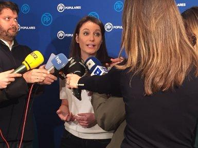 """Levy assegura que els qui segueixin el """"modus operandi"""" de Puigdemont hauran de """"rendir comptes"""" davant la justícia (PARTIDO POPULAR)"""