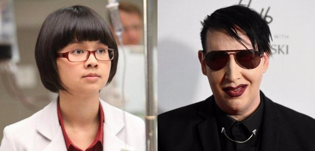Charlyne Yi acusa a Marilyn Manson de acoso sexual
