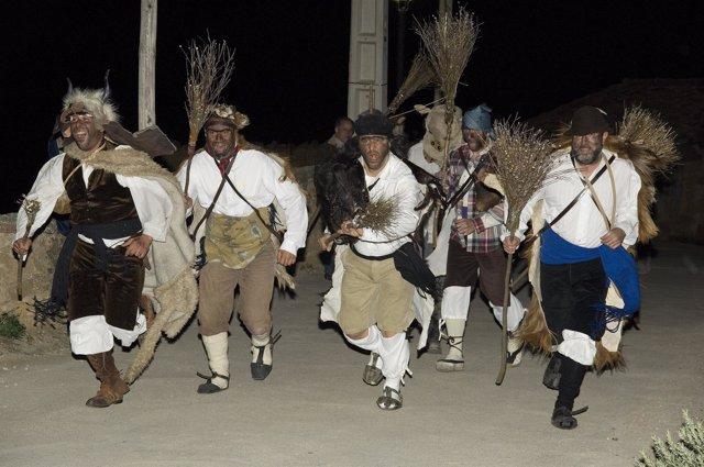 Fiesta d'as Mascaretas (carnaval de Agüero)