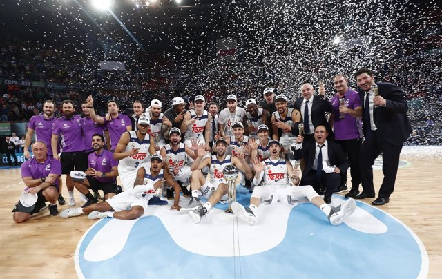 El Real Madrid, campeón de la Copa 2017