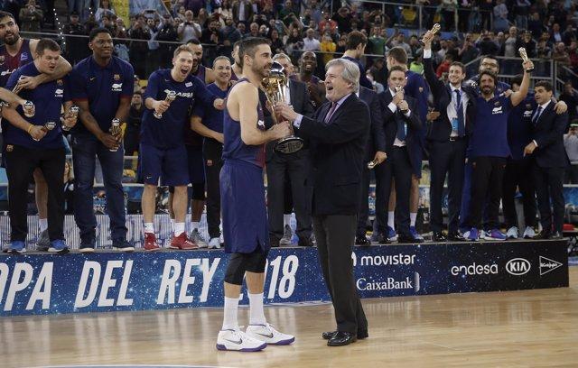 Navarro, rey de la Copa con su sexto título