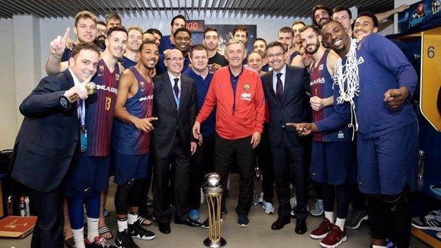 FC Barcelona Lassa, campeón de Copa del Rey