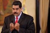 """Foto: Maduro pide una Venezuela """"unida y en paz"""" en un vídeo en lengua de señas y subtitulado"""