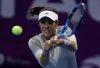 Muguruza sube al número tres mundial tras su final en Doha