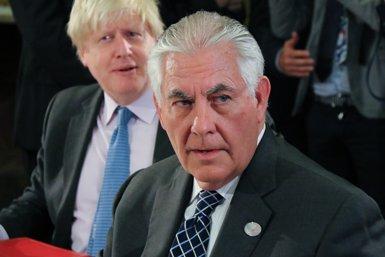 """Tillerson diu que la via diplomàtica amb Corea del Nord estarà oberta """"fins que caigui la primera bomba"""" (DEPARTAMENTO DE ESTADO DE ESTADOS UNIDOS)"""