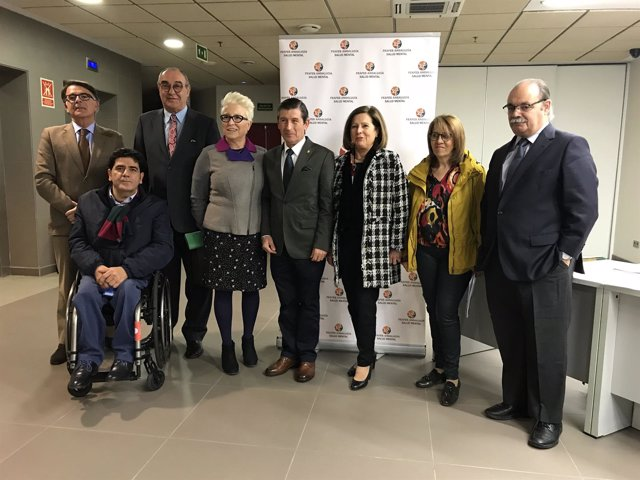 Sánchez Rubio inaugura unas jornadas de Feafes