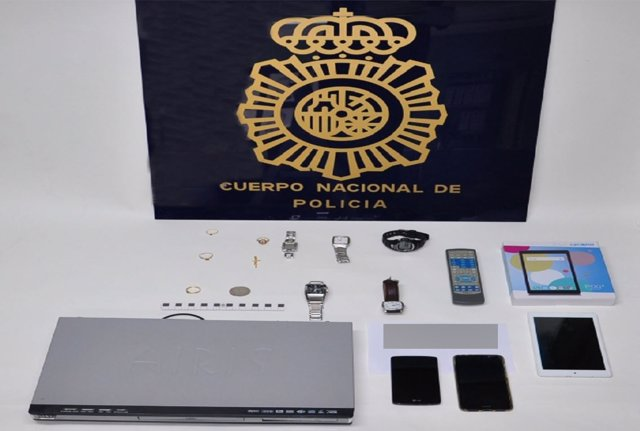 Policía Nacional Detenido El Cabecilla De Un Clan Familiar Dedicado A Los Robos