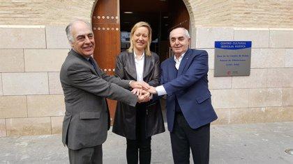 Walqa, Fundación Ibercaja y la Cámara de Huesca unen sus recursos en apoyo a los emprendedores