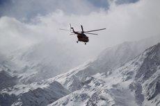Troben les restes de l'avió sinistrat a l'Iran (REUTERS / TASNIM NEWS AGENCY)