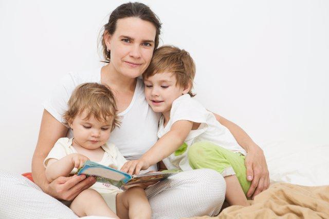 Cuentos infantiles: leer y contar