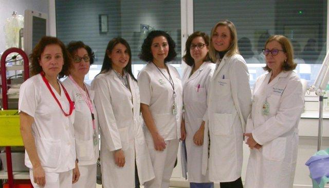 Eficiencia en el abordaje de las patología intrauterinas en el Hospital de Valme