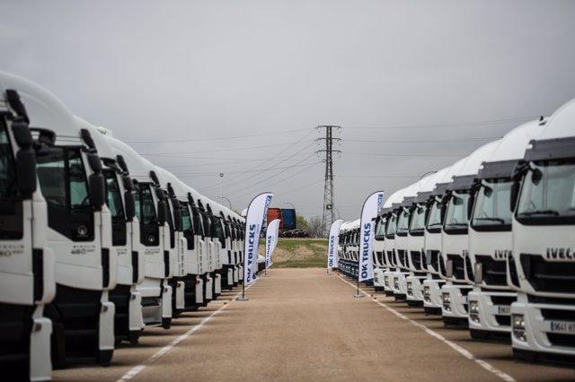 Centro OK Trucks de Iveco en Madrid
