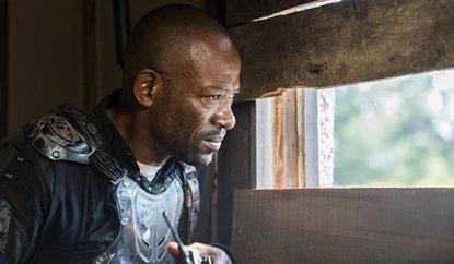 El nuevo adelanto de The Walking Dead explica cómo huyeron los Salvadores del Santuario (AMC)