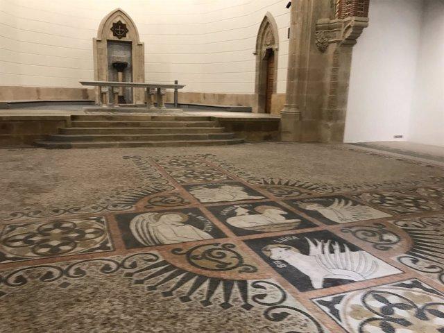 Rehabilitación de la capilla del Seminario Mayor