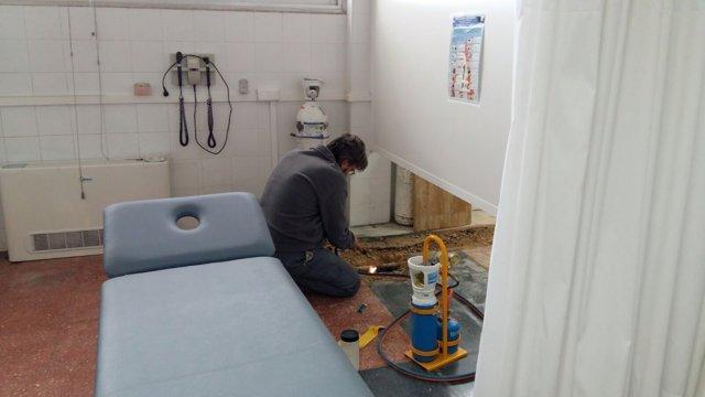 El centro de salud Muntanya (Marratxí) renovará su climatización