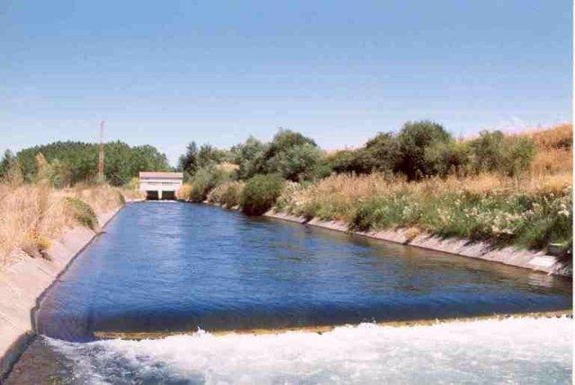 Canal del Porma.