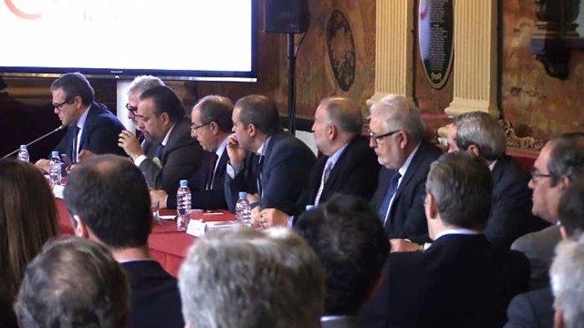 Reunión cámaras de Comercio