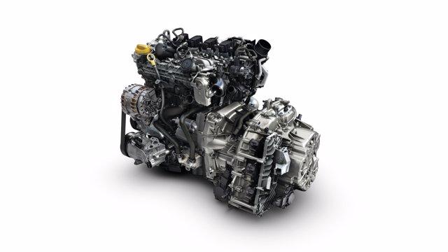 Nuevo motor Energy Tce, fabricado en Valladolid