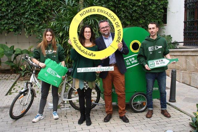 Mallorca pondrá en marcha una 'Ruta del Vidrio' con 17 municipios