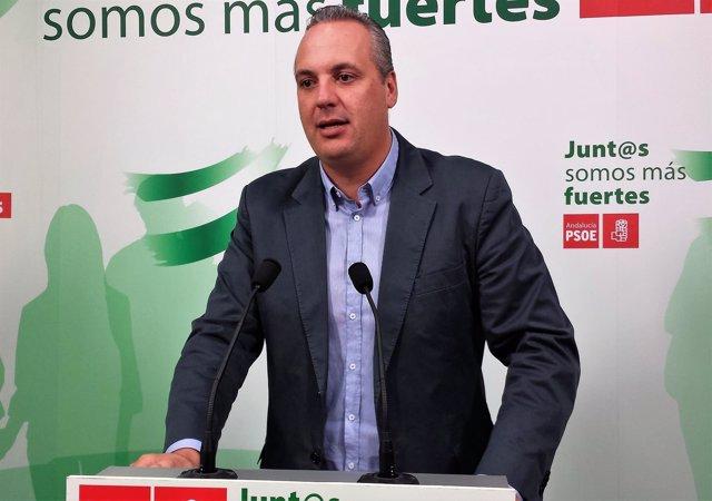 Juan Carlos Ruiz Boix, vicesecretario general del PSOE de Cádiz