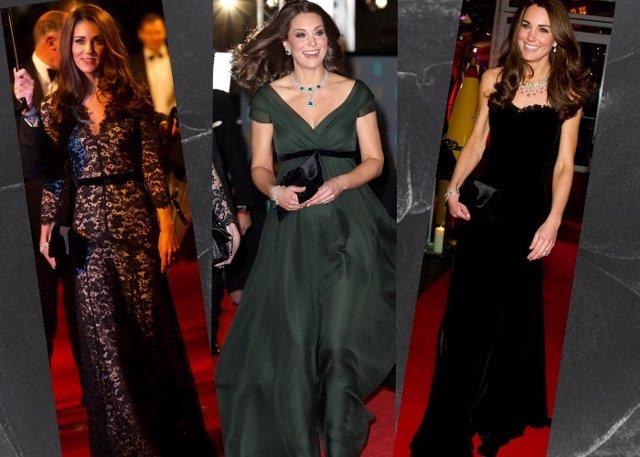 Kate  Middleton tiene un bolso fetiche y es de Pretty Ballerinas