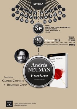 El Escritor Argentino Andrés Neuman Presenta Mañana Su Nuevo Libro En Sevilla