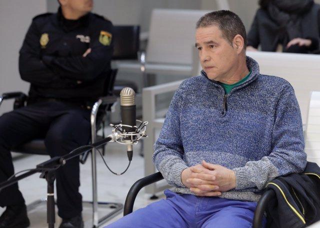 L'etarra Anton Troitiño és jutjat per l'Audiència Nacional