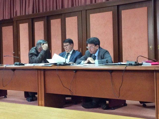 Negociación huelga de justicia 19 de febrero
