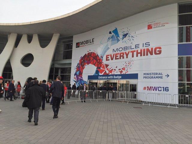 Mobile World Congress (MWC) a Fira de Barcelona