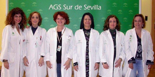 Estudio del Área Sanitaria Sur para potenciar la vacunación en adultos