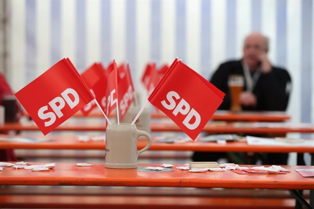 Banderines del SPD