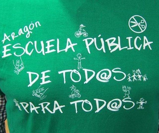 Marea Verde Aragón