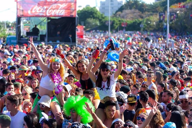 Resultado de imagen de carnaval santa cruz tenerife