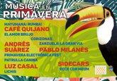 Foto: Luz Casal, Pablo Milanés, Andrés Suárez o Mayumana actuarán en Guadalajara