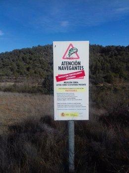 Confederación Hidrográfica Del Ebro Declaración Embalses Protegidos Por Presenci