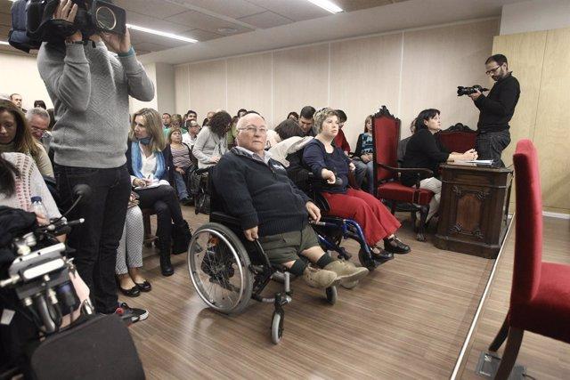 Juicio a la farmacéutca Grünenthal por las víctimas de la talidomida