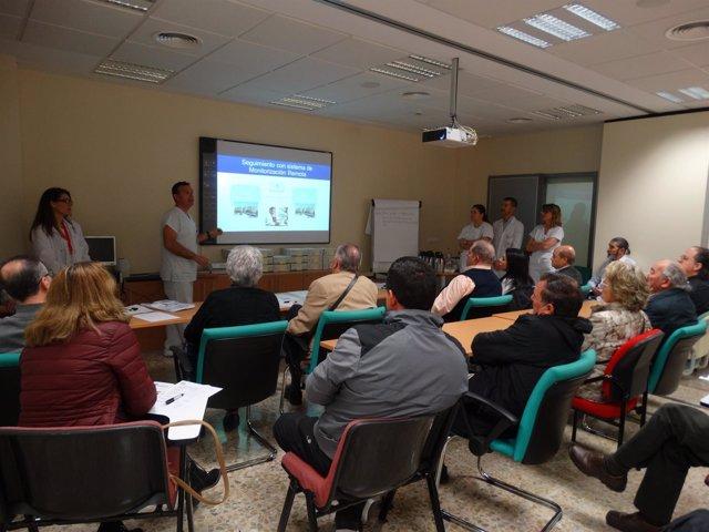 Escuela de pacientes hospital costa del sol Marbella