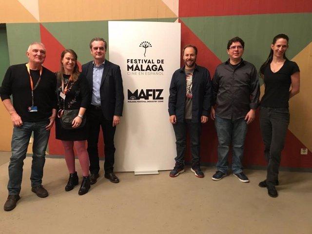 Proyectos elegidos para el MAFF y Málaga Work in Progress