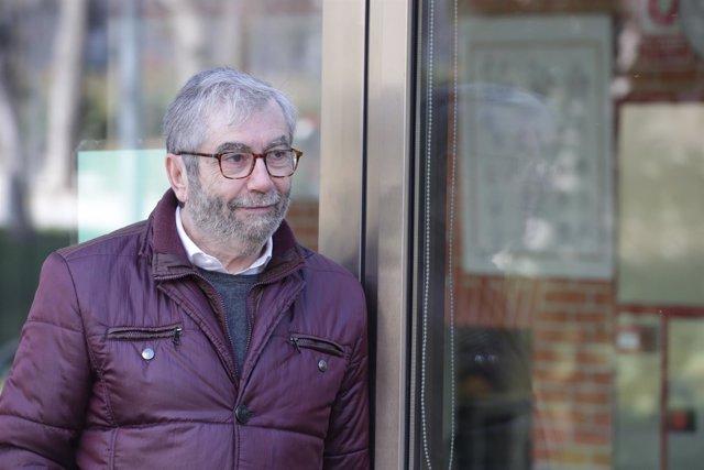 Entrevista a Antonio Muñoz Molina por su libro Un andar solitario entre la gente