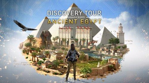 Discovery Tour, modo de juego sin violencia de Assasin's Creed