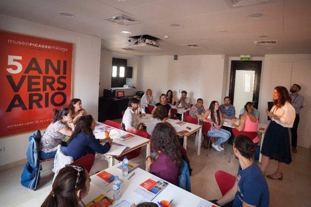 Cursos formación para guías en el Museo Picasso Málaga