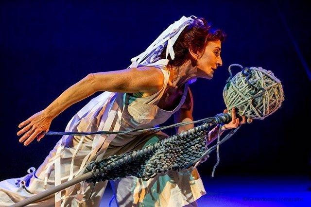 La Rous llega al Teatro Alameda con 'Hilos'