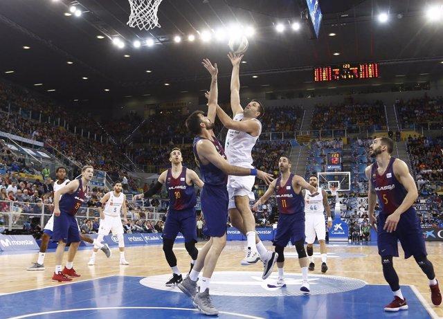 Final de la Copa del Rey: Real Madrid - FC Barcelona Lassa