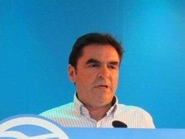 Alcalde de Porcuna (Jaén), Miguel Porcuna