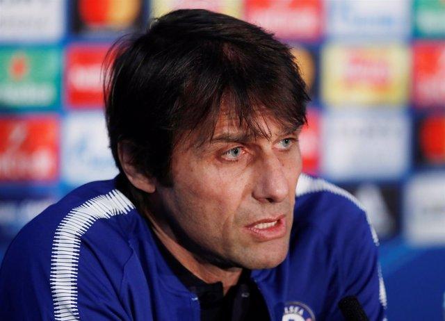 El entrenador del Chelsea en la rueda de prensa previa al enfrentamiento