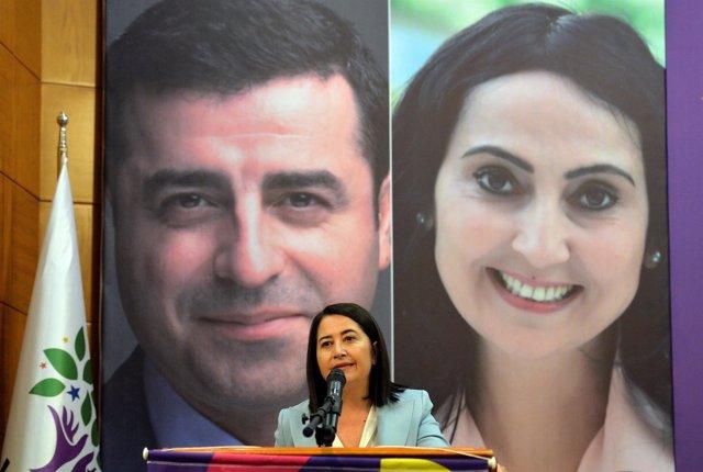 Serpil Kemalbay, Nueva Colíder Del Partido Democrático De Los Pueblos (HDP)