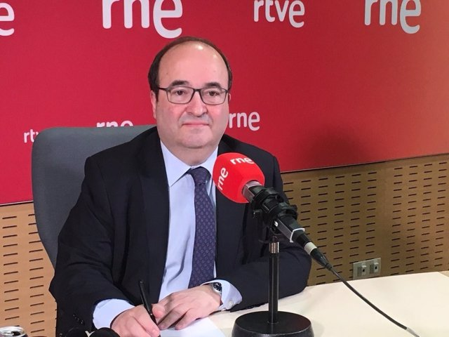 Miquel Iceta (PSC) en RNE